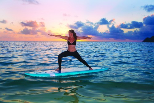 Stand Up Paddleboard Yoga Policy