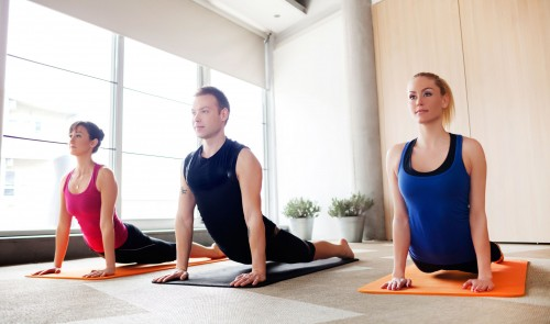 practice yoga in all locations in canada